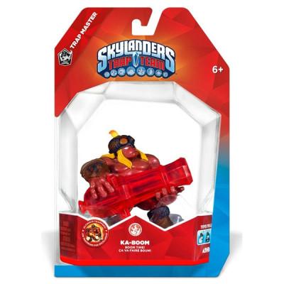 Интерактивная фигурка Skylanders: Trap Team - Trap Master - Ka-Boom (Fire) [PS4, Xbox One, PS3, Xbox 360, 3DS, Wii]