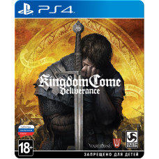 Kingdom Come: Deliverance. Steelbook Издание [PS4, русские субтитры]