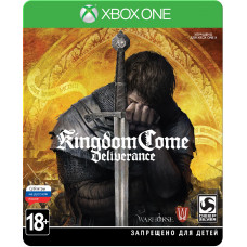 Kingdom Come: Deliverance. Steelbook Издание [Xbox One, русские субтитры]