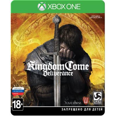 Kingdom Come: Deliverance. Steelbook Издание [Xbox One, русские субтитры]