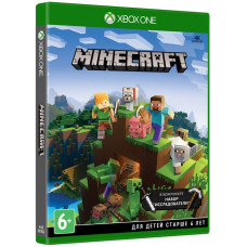 Minecraft Explorers Pack [Xbox One, английская версия]