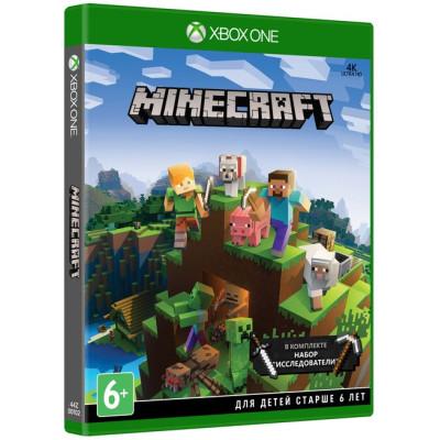 Minecraft Explorers Pack [Xbox One, английская версия]