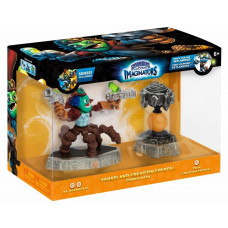 Набор интерактивных фигурок Skylanders: Imaginators - Combo Pack - Sensai Dr.Krankcase and Tech Creation Crystal [PS4, Xbox One, PS3, Xbox 360, NS, Wii U]
