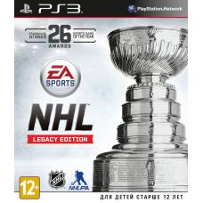 NHL 16. Legacy Edition [PS3, русские субтитры]