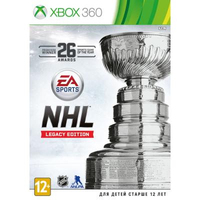 NHL 16. Legacy Edition [Xbox 360, русские субтитры]