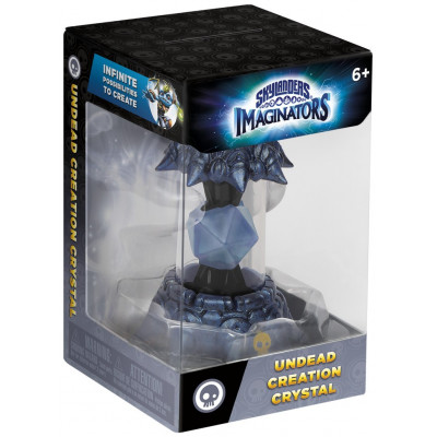 Интерактивная фигурка Skylanders: Imaginators - Undead Creation Crystal [PS4, Xbox One, PS3, Xbox 360, NS, Wii U]