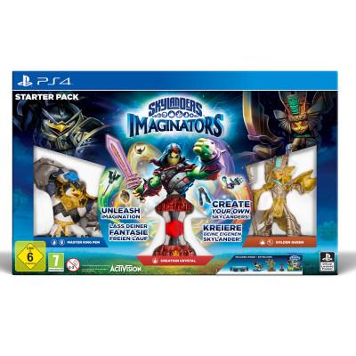 Стартовый набор Skylanders: Imaginators [PS4, английская версия]