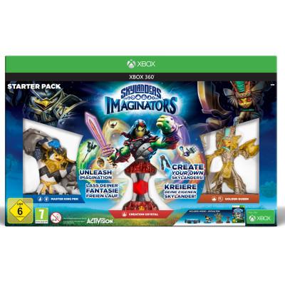 Стартовый набор Skylanders Imaginators [Xbox 360, английская версия]