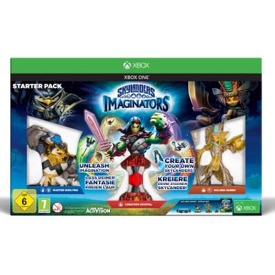 Стартовый набор Skylanders: Imaginators [Xbox One, английская версия]