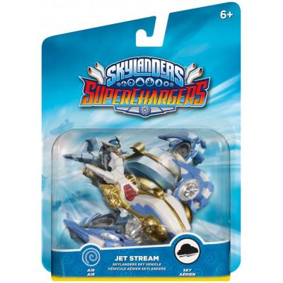 Интерактивная фигурка Skylanders: SuperChargers - Sky Vehicle - Jet Stream (Air) [PS4, Xbox One, PS3, Xbox 360, 3DS, Wii, Wii U]
