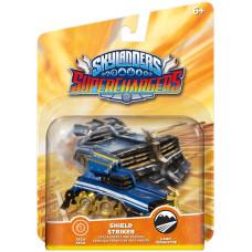 Интерактивная фигурка Skylanders: SuperChargers - Land Vehicle - Shield Striker (Tech) [PS4, Xbox One, PS3, Xbox 360, 3DS, Wii, Wii U]