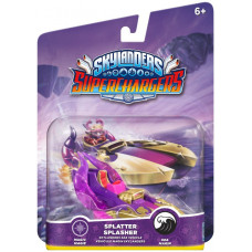 Интерактивная фигурка Skylanders: SuperChargers - Sea Vehicle - Splatter Splasher (Magic) [PS4, Xbox One, PS3, Xbox 360, 3DS, Wii, Wii U]