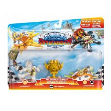 Набор интерактивных фигурок Skylanders: SuperChargers - Sky Racing Action Pack - 3-и фигурки стихии Light [PS4, Xbox One, PS3, Xbox 360, 3DS, Wii, Wii U]