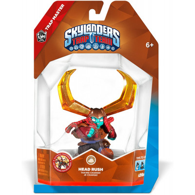 Интерактивная фигурка Skylanders: Trap Team - Trap Master - Head Rush (Earth) [PS4, Xbox One, PS3, Xbox 360, 3DS, Wii]