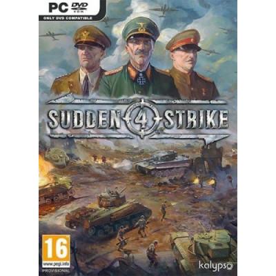 Sudden Strike 4 [PC, русские субтитры]