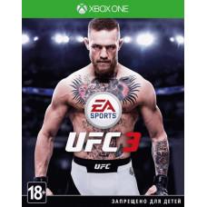 UFC 3 [Xbox One, русские субтитры]