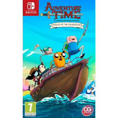 Adventure Time: Pirates of the Enchiridion [NS, английская версия]