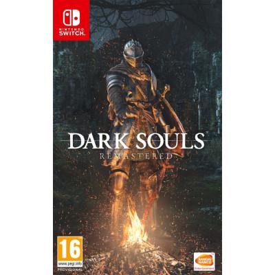 Игра для Nintendo Switch Dark Souls. Remastered