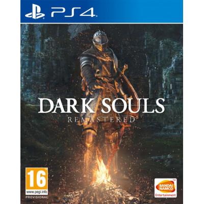 Игра для PlayStation 4 Dark Souls. Remastered (русские субтитры)