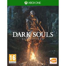 Dark Souls. Remastered [Xbox One, русские субтитры]