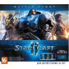 StarCraft II. Battle Chest [PC, Jewel, русская версия]