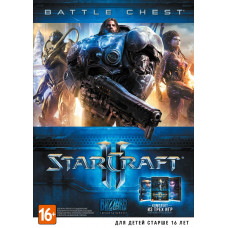 StarCraft II. Battle Chest [PC, русская версия]