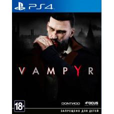 Vampyr [PS4, русские субтитры]