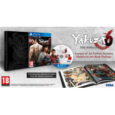 Yakuza 6: The Song of Life. Essence of Art Edition [PS4, английская версия]