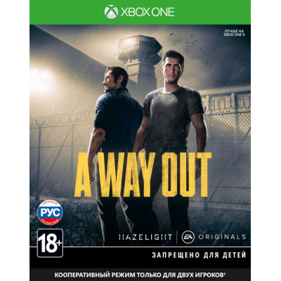 A Way Out [Xbox One, русские субтитры]