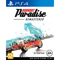 Burnout Paradise. Remastered [PS4, русская версия]
