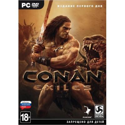 Conan Exiles. Издание первого дня [PC, русские субтитры]