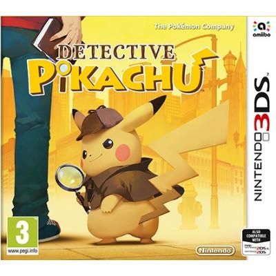 Detective Pikachu [3DS, английская версия]
