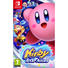 Kirby Star Allies [NS, английская версия]