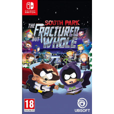 SouthPark: The Fractured but Whole [NS, русские субтитры]