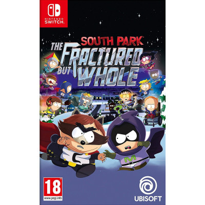 South Park: The Fractured but Whole [NS, русские субтитры]