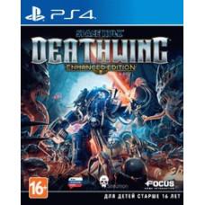 Space Hulk Deathwing. Enhanced Edition [PS4, русские субтитры]