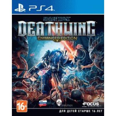 Игра для PlayStation 4 Space Hulk Deathwing. Enhanced Edition (русские субтитры)