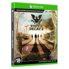 State of Decay 2 [Xbox One, русские субтитры]