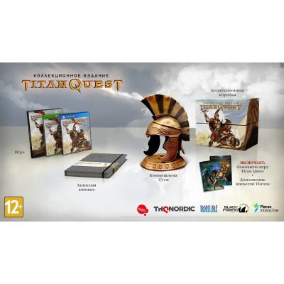 Titan Quest. Коллекционное издание [PC, русская версия]