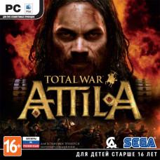 Total War: ATTILA [PC, Jewel, русская версия]