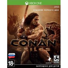 Conan Exiles. Издание первого дня [Xbox One, русские субтитры]