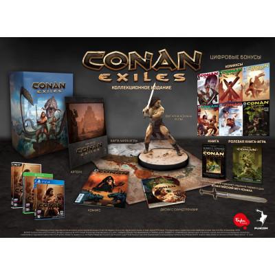 Conan Exiles. Коллекционное издание [PS4, русские субтитры]