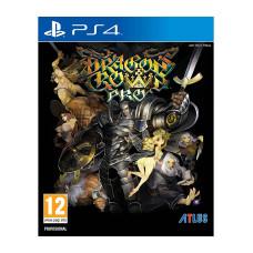 Dragon's Crown Pro [PS4, английская версия]