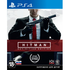 HITMAN. Definitive Edition [PS4, русские субтитры]