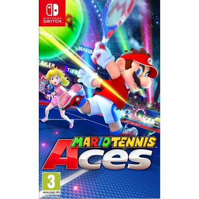 Mario Tennis Aces [NS, русская версия]