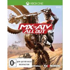 MX vs ATV: All Out [Xbox One, английская версия]