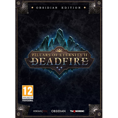 Pillars of Eternity II: Deadfire. Obsidian Edition [PC, русские субтитры]