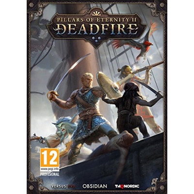 Pillars of Eternity II: Deadfire [PC, русские субтитры]