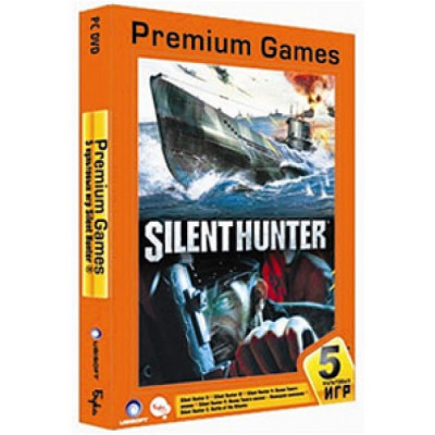 Silent Hunter (Premium Games) [PC, русские субтитры]