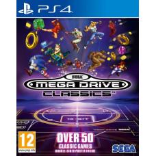SEGA Mega Drive Classics [PS4, английская версия]